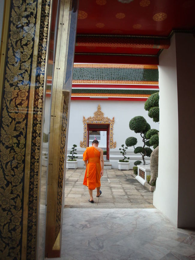 Bangkok Buddhism Buddhist Buddhist Monks Buddhist Temple In Thailand Culture Person Place Of Worship Religion Shrine Spirituality Temple - Building