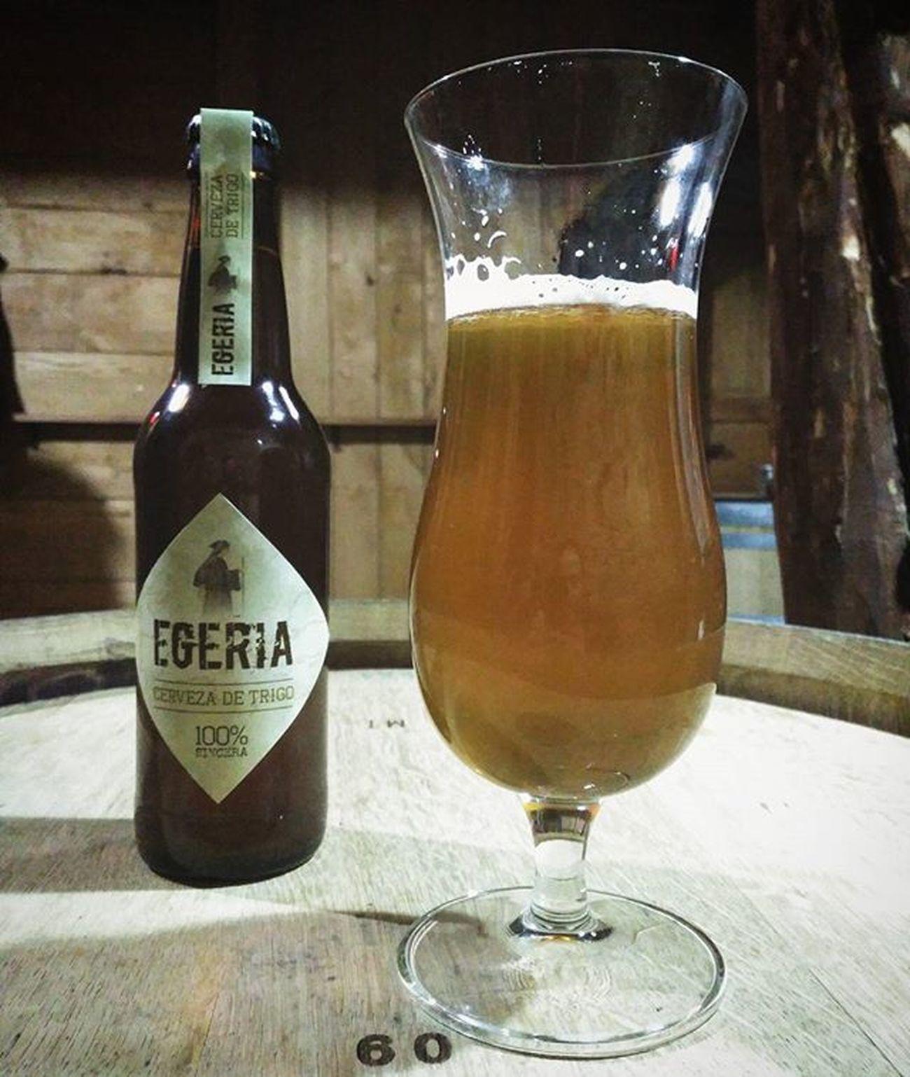 De cata de Cervezaartesanal Egeria por el Bierzo