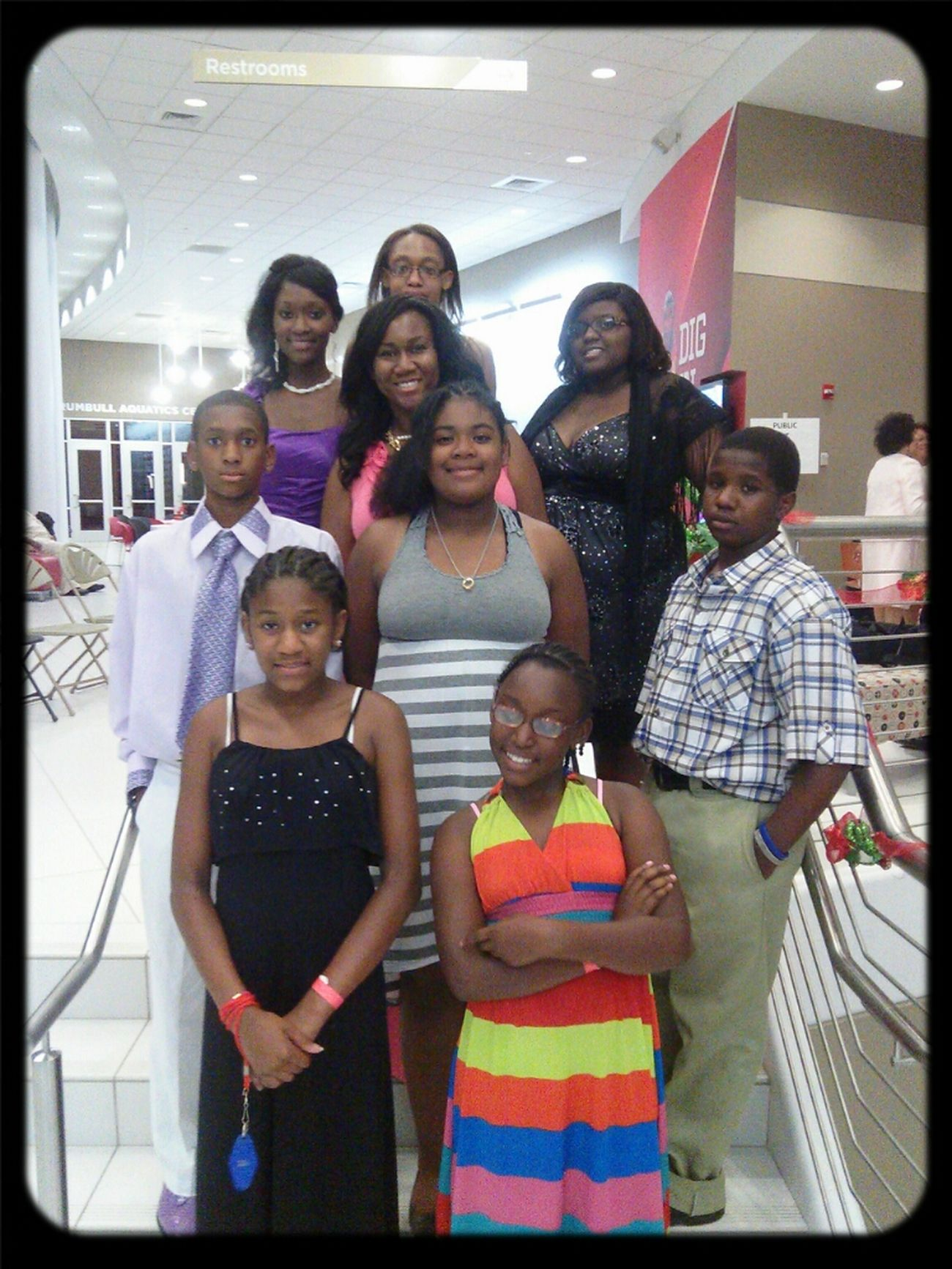 At My Church Retreat 2013