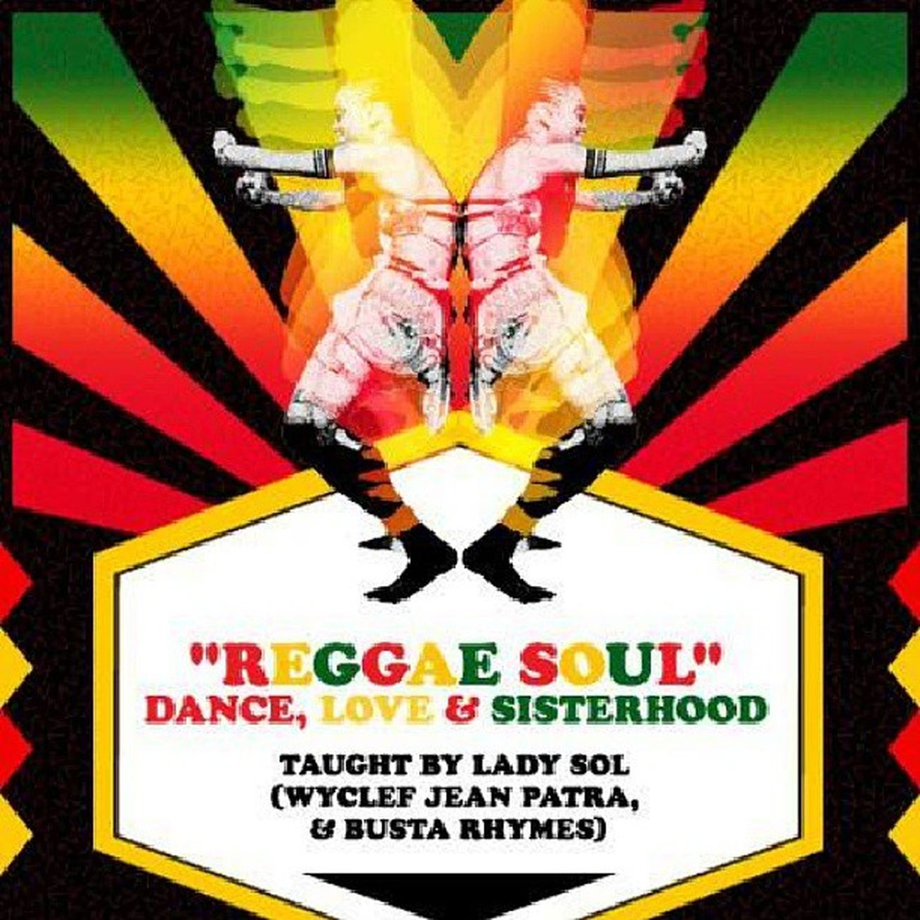 RRRRRRREGGAE SOUL DANCE WORKSHOP WITH LADY SOL EVERY SATURDAY 1-2 @ the American Rythm Center, Studio C, 410 S Michigan Ave Chicago, 3rd floor, arcchicago.org, LADIES ONLY, 16 and up Thisischicago LadiesONLY  Reggae Dancehall ladysol wineyobody Chicago dancers Americanrythymncenter irie