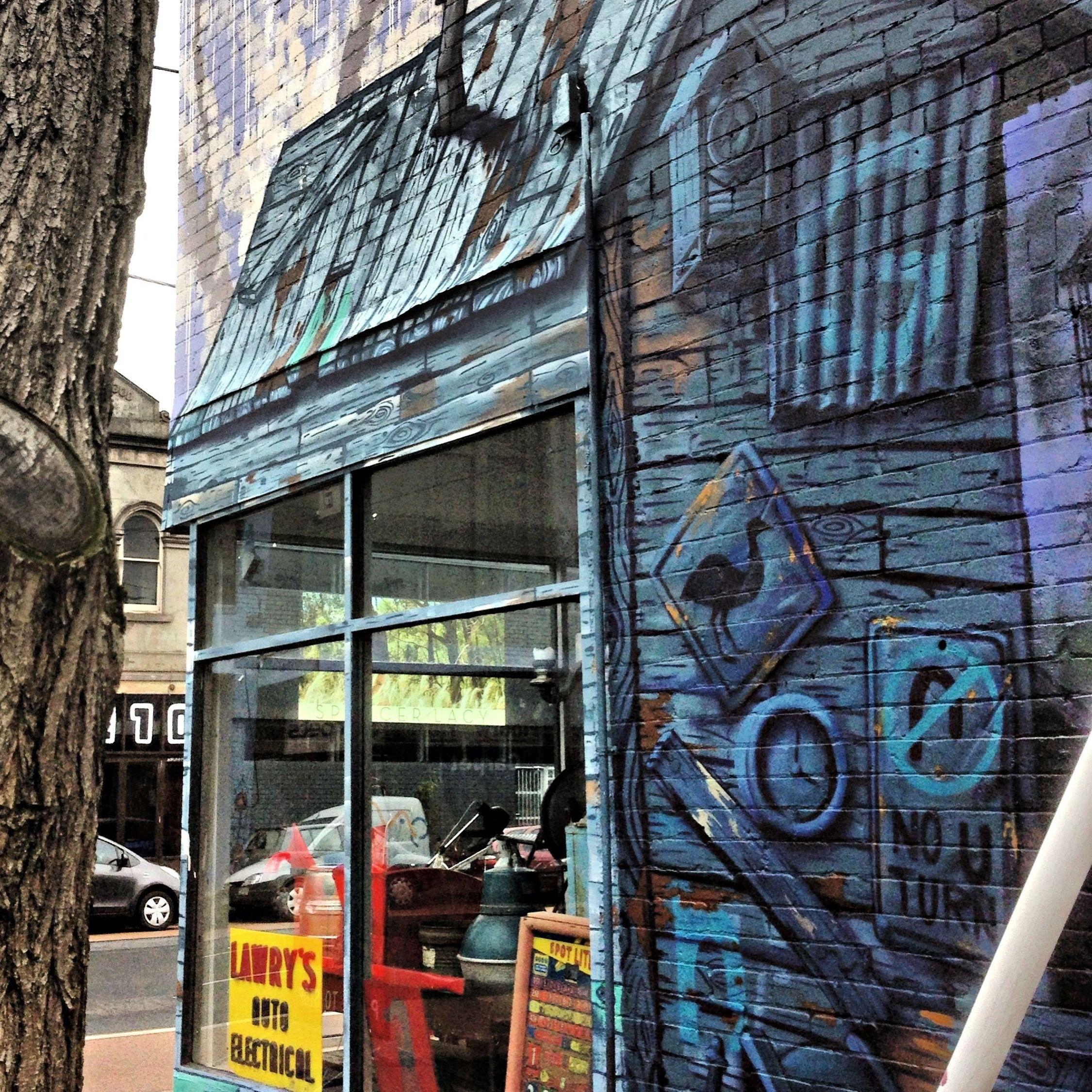 Grafitti MyCorner Store