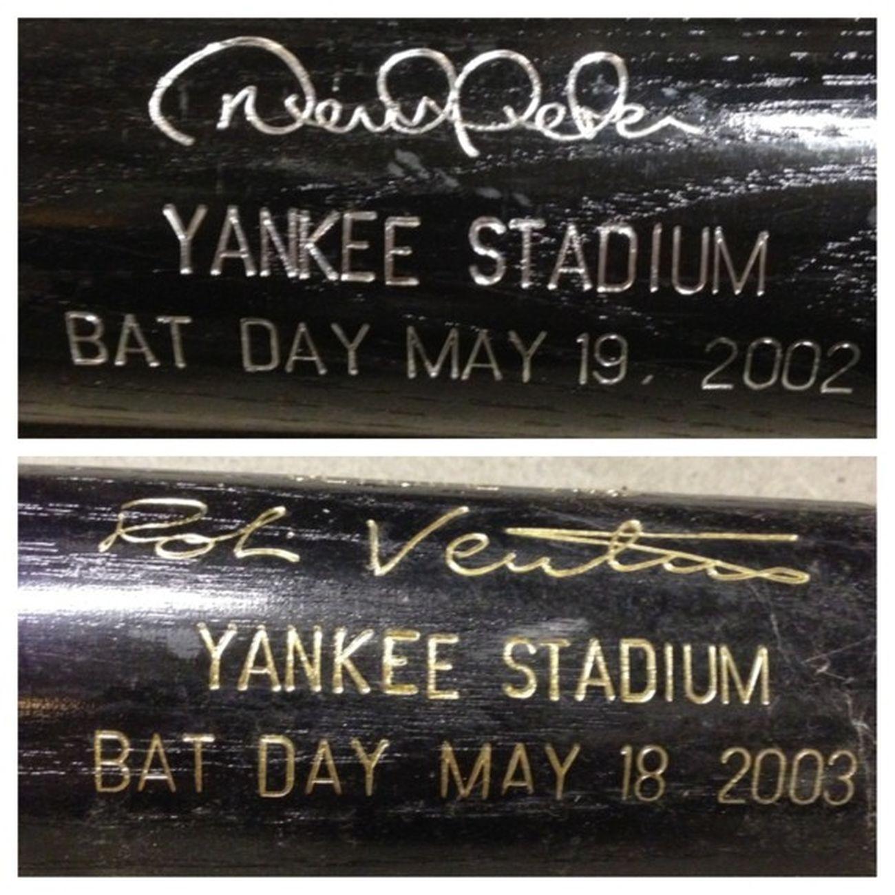 Yankees BATDAY Somany DerekJeter robventura newyork