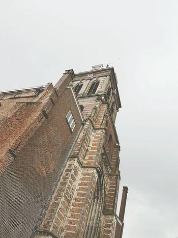 St. Bartolomeüs kerk Schoonhoven - 2016 Schoonhoven Kerk Church Holland Old Buildings Krimpenerwaard 1354 Rijksmonument Gotiek Architecture Cheese! Hello World