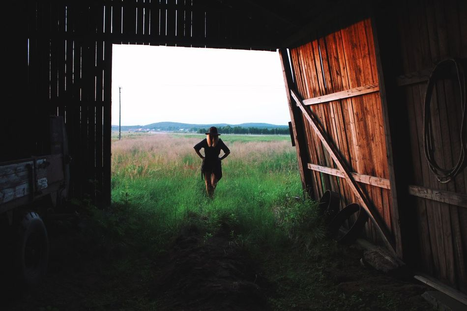 Beautiful stock photos of sweden, Architecture, Barn, Built Structure, Casual Clothing