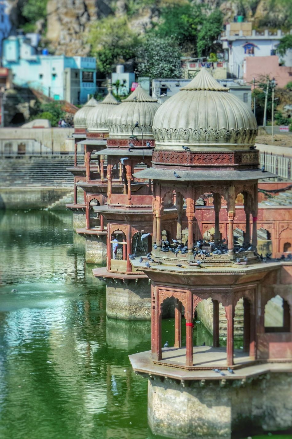 Water Reflection Built Structure Architecture Place Of Worship Outdoors Day Building Exterior Spirituality Travel Destinations No People Nature Sky India Indianstories Alwar Classic Monument Old Architecture Oldtime Thenehalkhan Nehalkhan