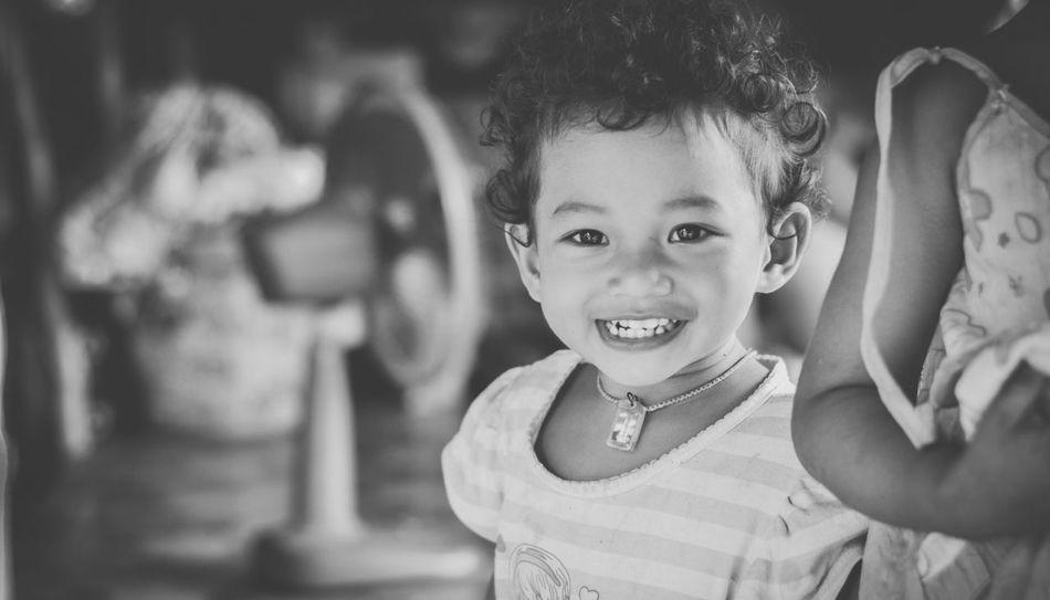 Smiley pretty Thailand Smile ✌ Happy Girl Bright Jovial Innocence Beautiful Teeth Eyes Thailand