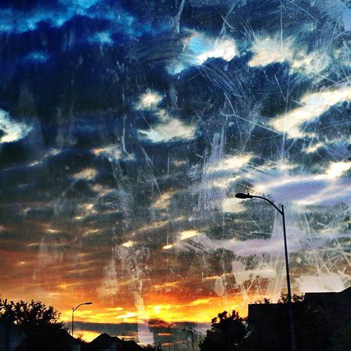 Multiple Layers Texas Skies
