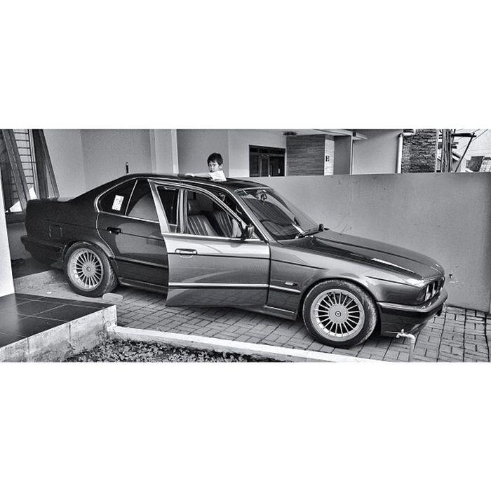 E34 Bmw Alpina Car