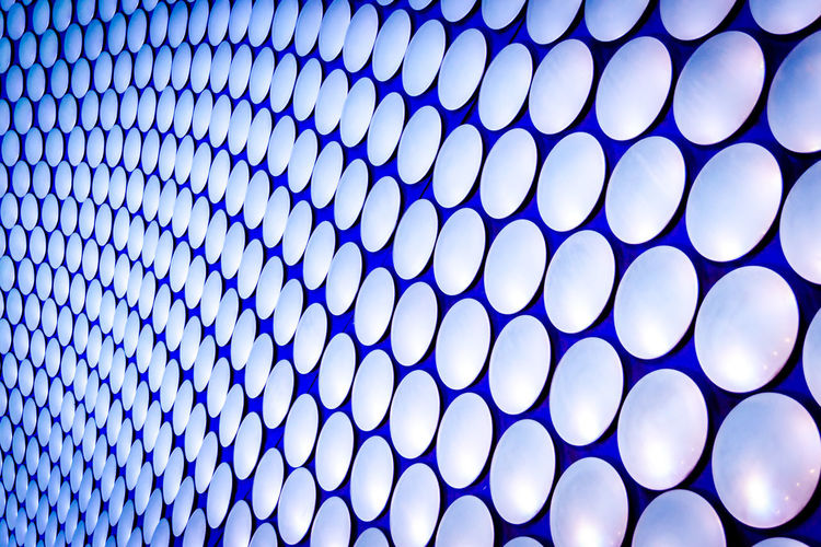 Abstract Photography Architecture Architecture_collection Birmingham UK Façade Flowing Pattern Pieces Selfridges Abstract Architectural Detail Architectural Feature Backgrounds Blue Close-up Day Facade Building Facades Full Frame Indoors  No People Pattern Pattern Design Patterns Selfridgesbirmingham Sweeping The Graphic City