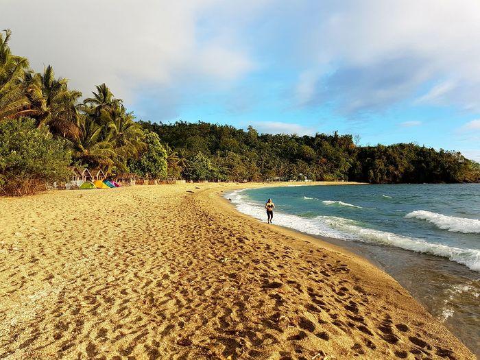 Run, feel the breeze.. The Great Outdoors - 2017 EyeEm Awards EyEmNewHere Philippinesphotography Nature Outdoors Beach Eyemphilippines EyeemPhilippines