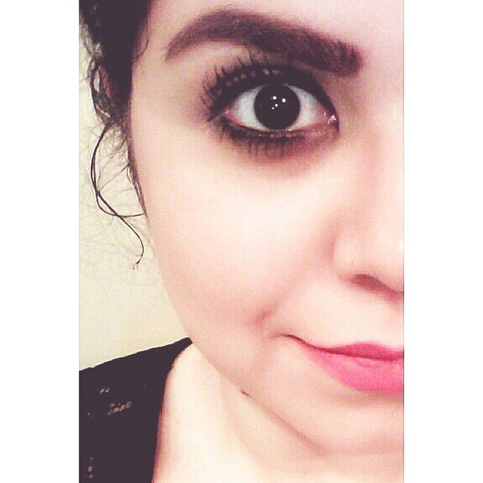 Eyes Iran♥ Sara Black PersonalCollections Funny Faces Big Eyes Youmustseeiran Girl That's Me