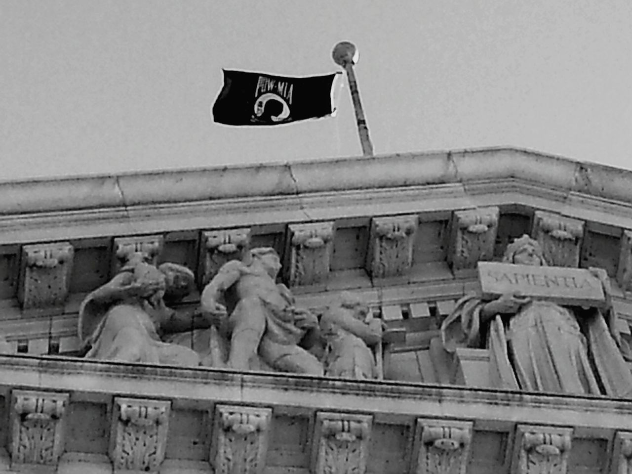 POW MIA Flags Latin Architecture Respect. Gone but never forgotten. Aneye4theshot EyeEm Best Shots