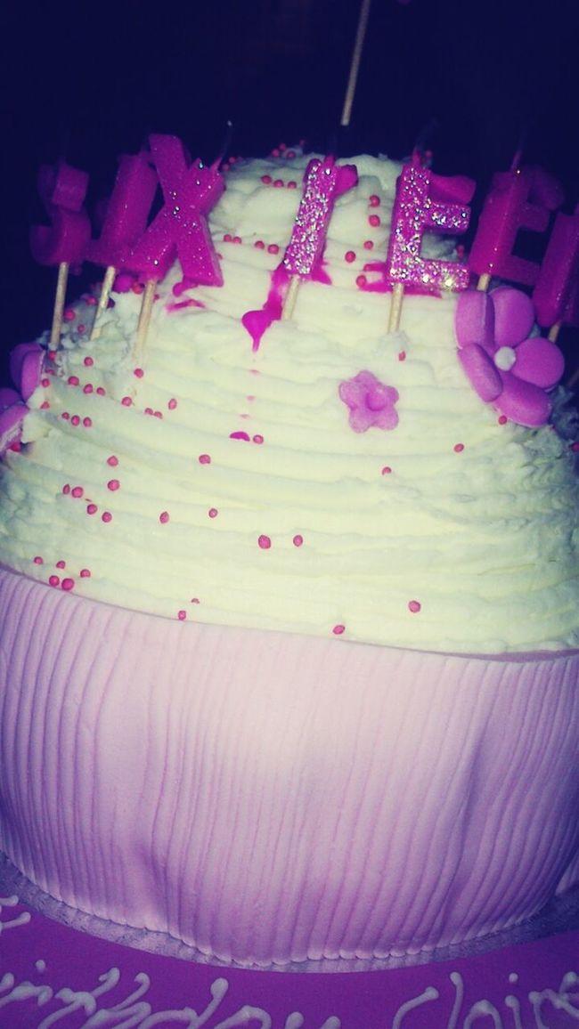 Birthday Birthday Cake Photography Giant Cupcake 9th February 16th
