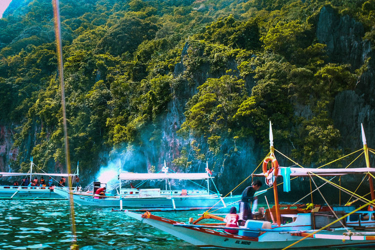 Asian Culture Beach Photography Nature Nature Collection Philippines Postcard Travel Boat Landscape Nautical Vessel Scenics First Eyeem Photo The Week On EyeEm