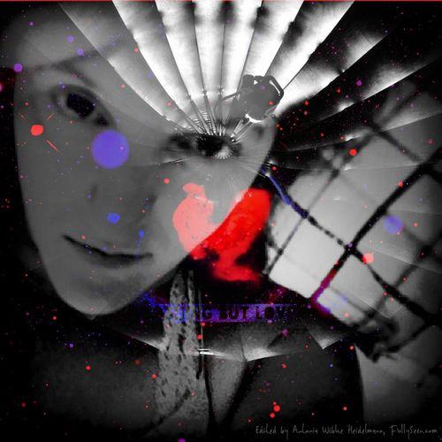 Galactic Heart Shaman Heart Shamanism Shaman Intuitiveart Double Exposure Galactic Soulportrait Portrait