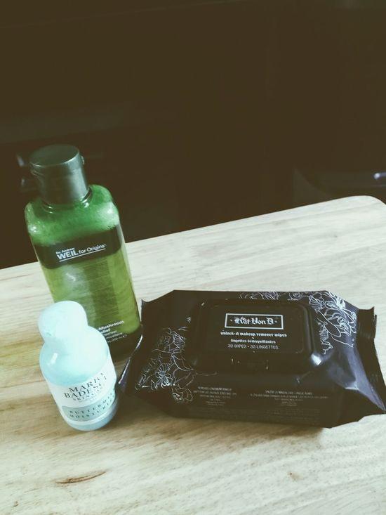 Holy grail products. Motd Essentials Skincare Mariobadescu Origins KatVonD  Katvondmakeup EyeEmNewHere