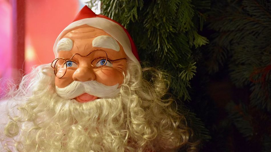 Beautiful stock photos of santa claus,  Christmas,  Christmas Tree,  Close-Up,  Day