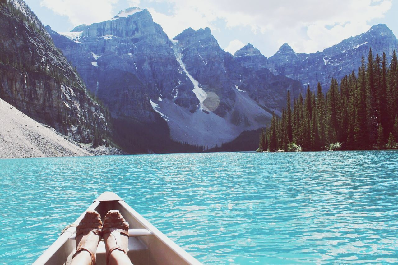 Beautiful stock photos of boat, Beauty In Nature, Boat, Day, Human Leg