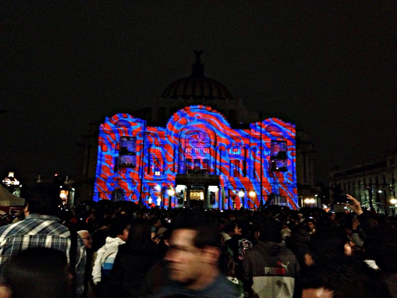 Filux Festival Internacional de las luces
