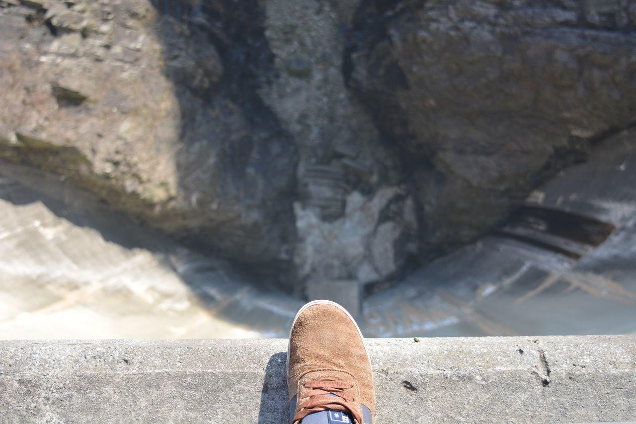 the highest dam in EuropeDam Eye4photography  EyeEm Best Shots EyeEm Gallery First Eyeem Photo Focus On Foreground High Angle View Highest Building Swiss Valverzasca