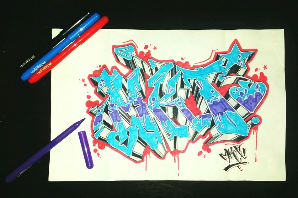 Drawing Art, Drawing, Creativity Mkt Graff Graffiti