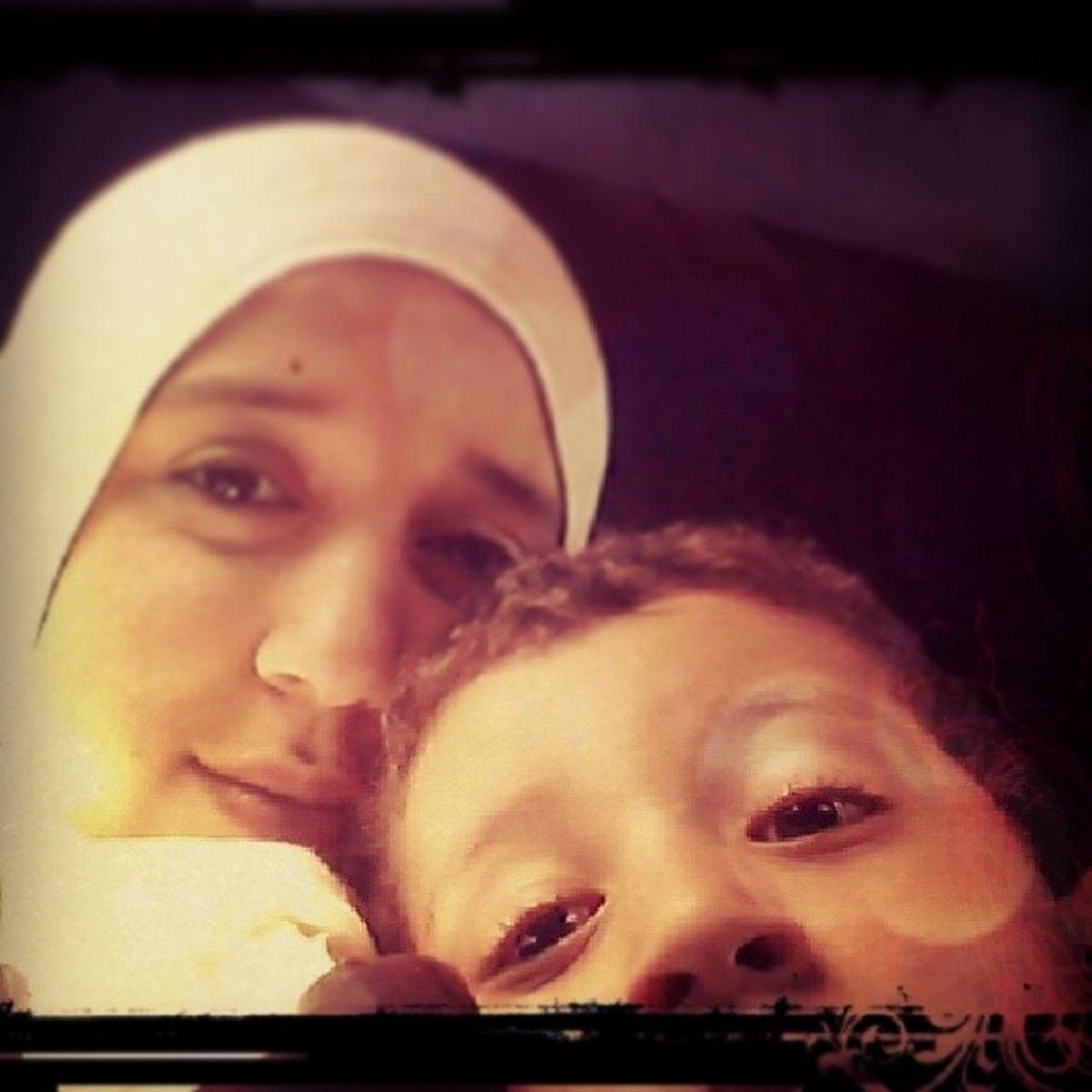 With my ♥♥♥ Younes Sara Voiture Waiting beatifuldays♡♡