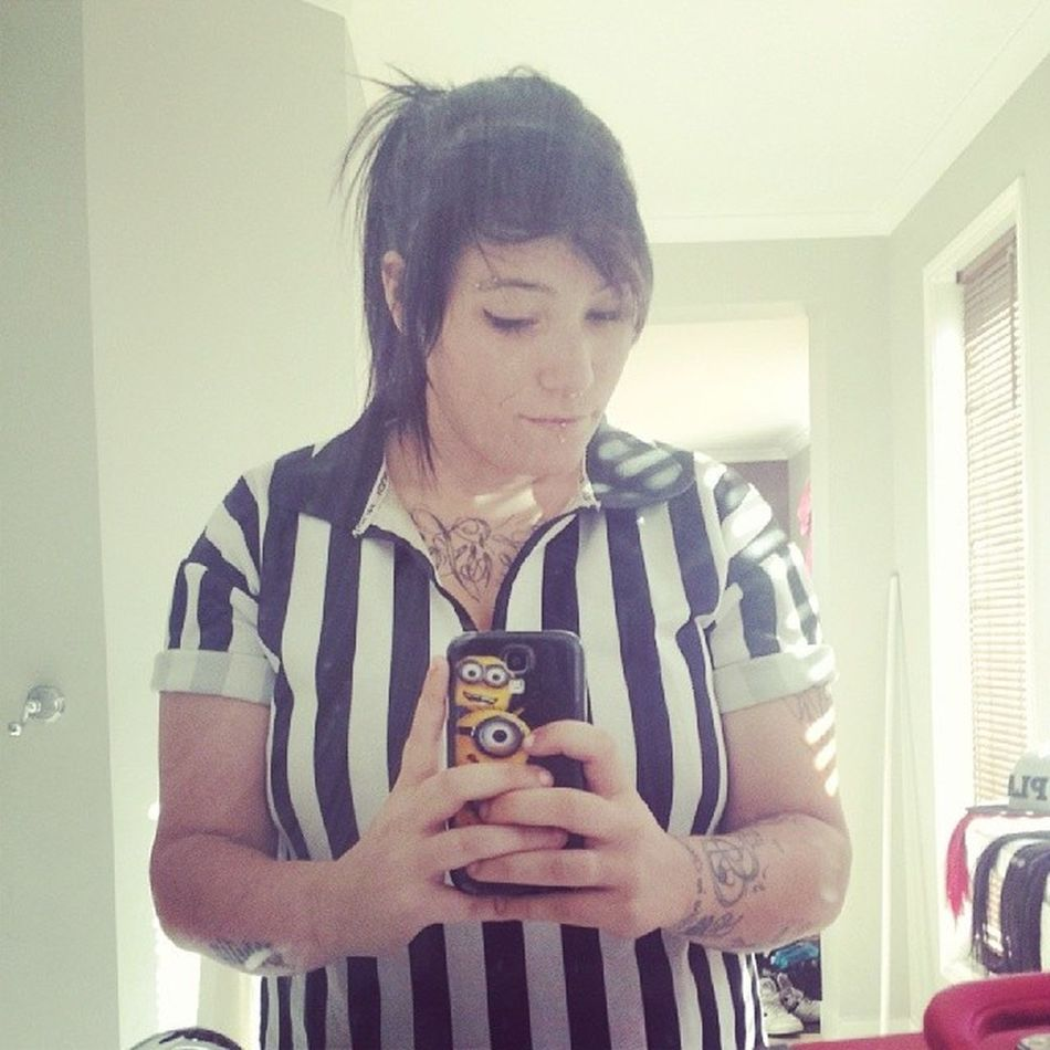 Another day at basketball makes me wanna cry Referee Basketball Hateit But Extra Chaching Gay Lesbian Stripes Jail Tattoo Tattoosofinstagram Ink Tohot Instagay