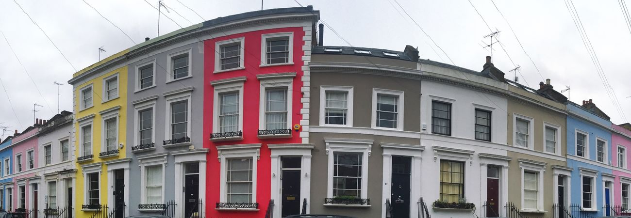 🏘 pastel streets 🏘 Colourful Street Photography Chelsea London City Sunday's Architecture Luxury Design Vscocam Pano Taking Photos Checkthisout EyeEm Best Shots
