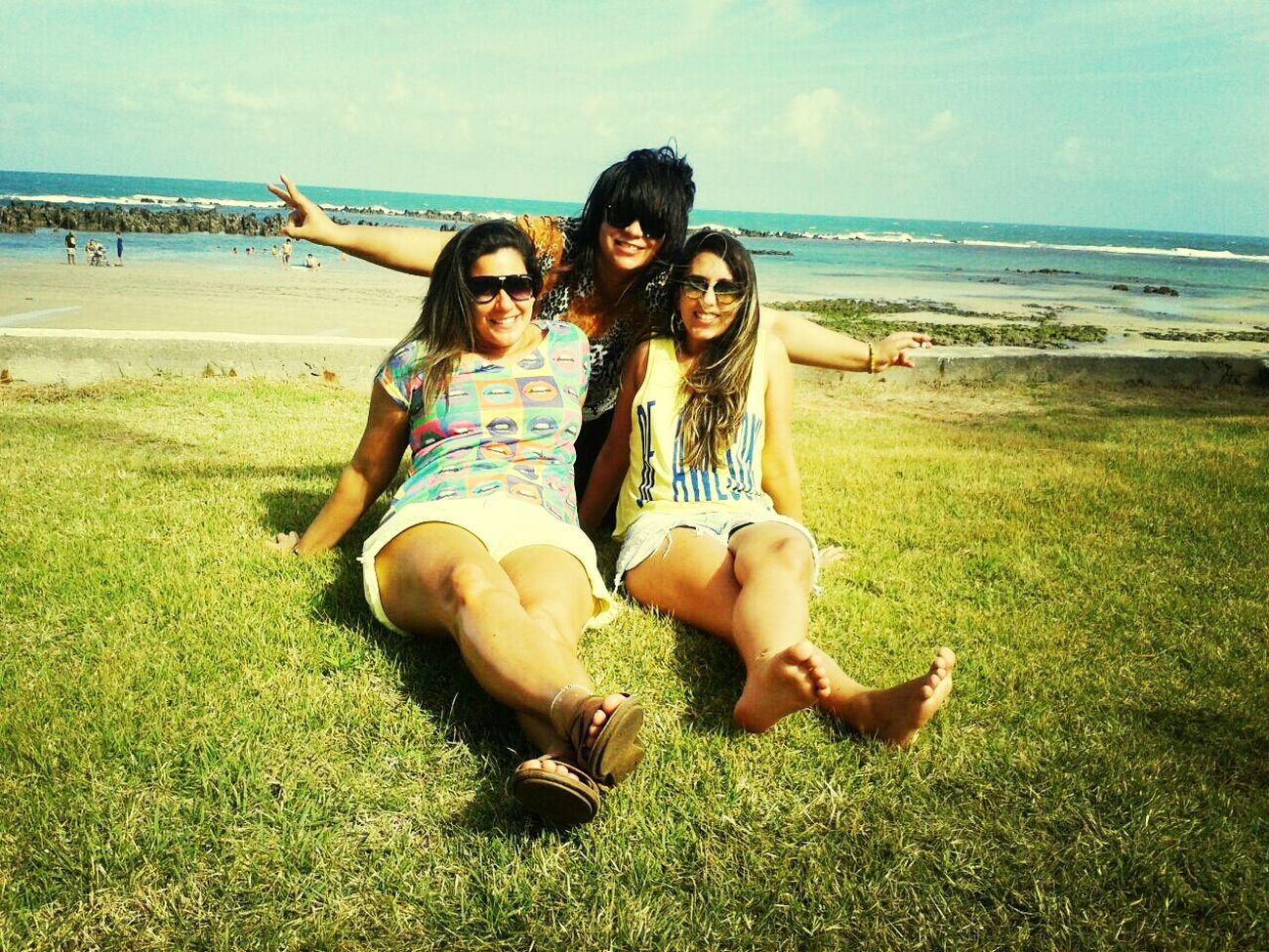 Relaxing Beach Day Celebration Sun