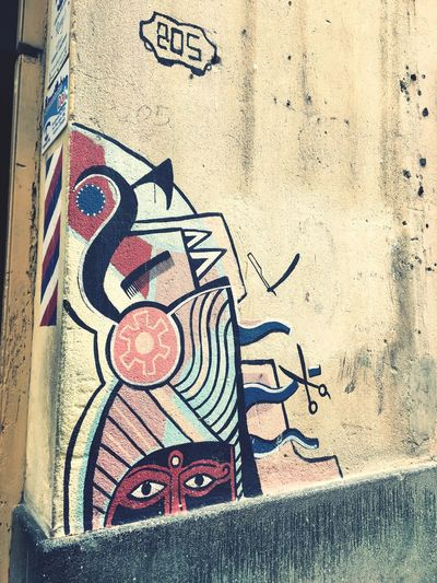 Cuba Graffiti Art And Craft Street Art Built Structure Architecture Day No People Outdoors Close-up