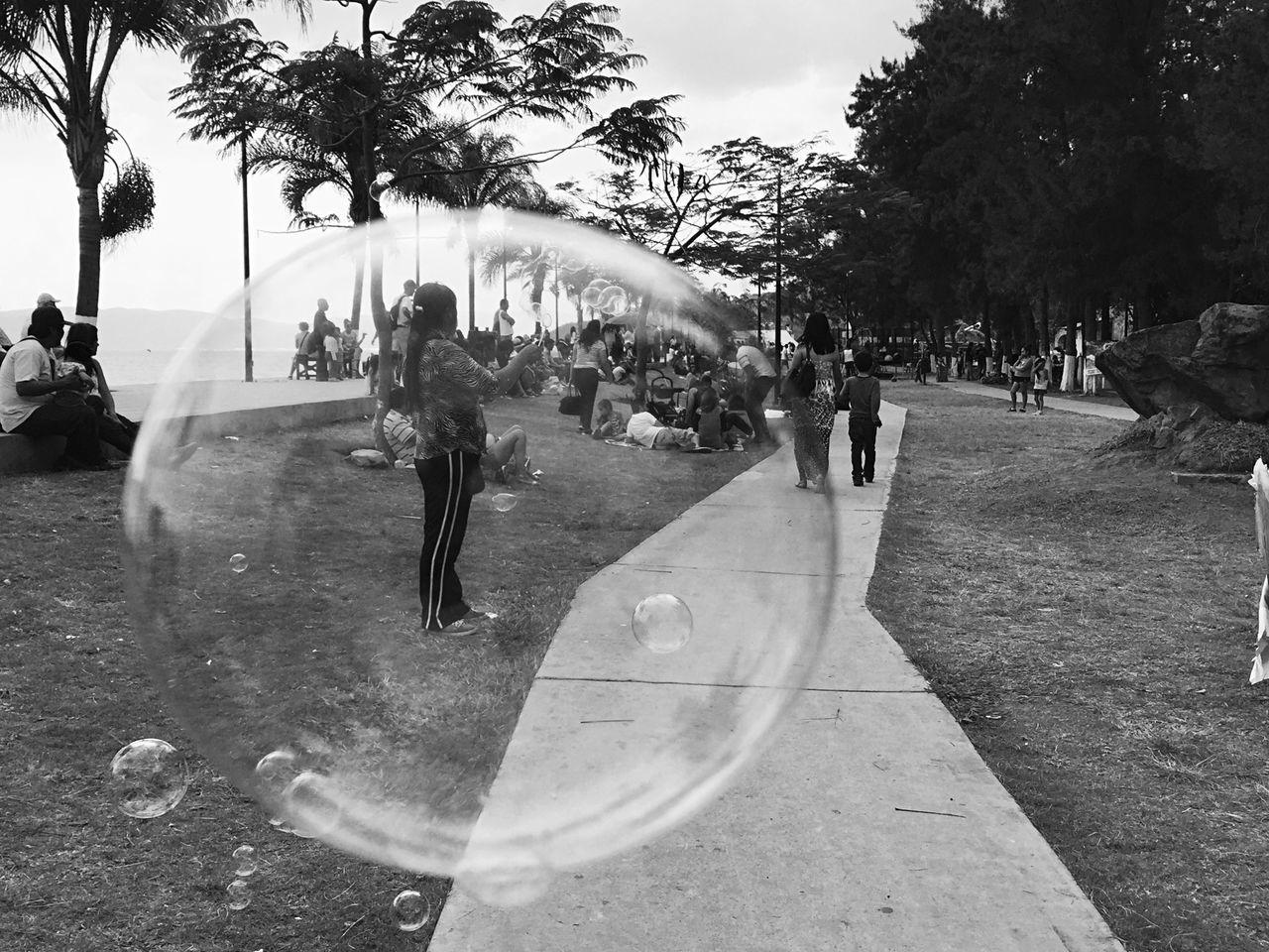 Life's bubble Streetphotography Monochrome Blackandwhite NEM Black&white The Moment - 2015 EyeEm Awards The Street Photographer - 2015 EyeEm Awards NEM Street Street Photography NEM Submissions