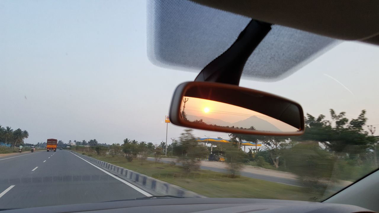 Car interior kochi - Finding New Frontiers 1400kms And More Kochi To Chennai India Sunset Car