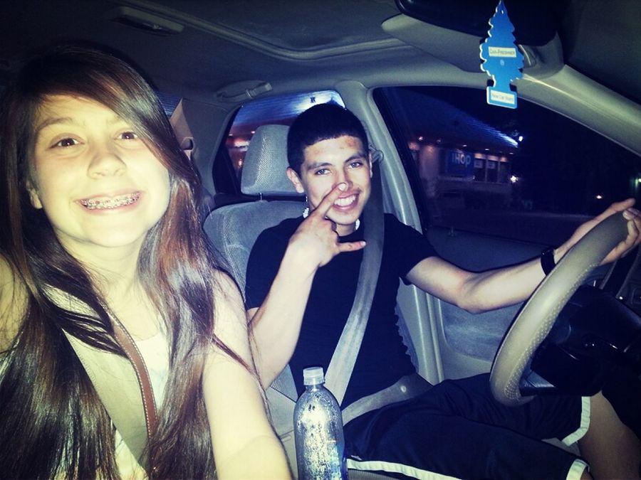 Last night with my boo ♥♥