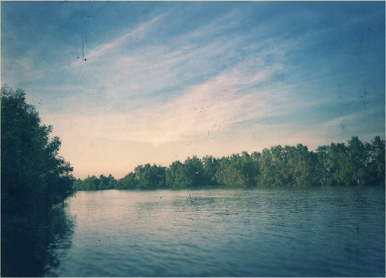 First Eyeem Photo Quite Naturally Peace Of Mind Dune Tiny Branch Of The Mekong River My Father's Hometown