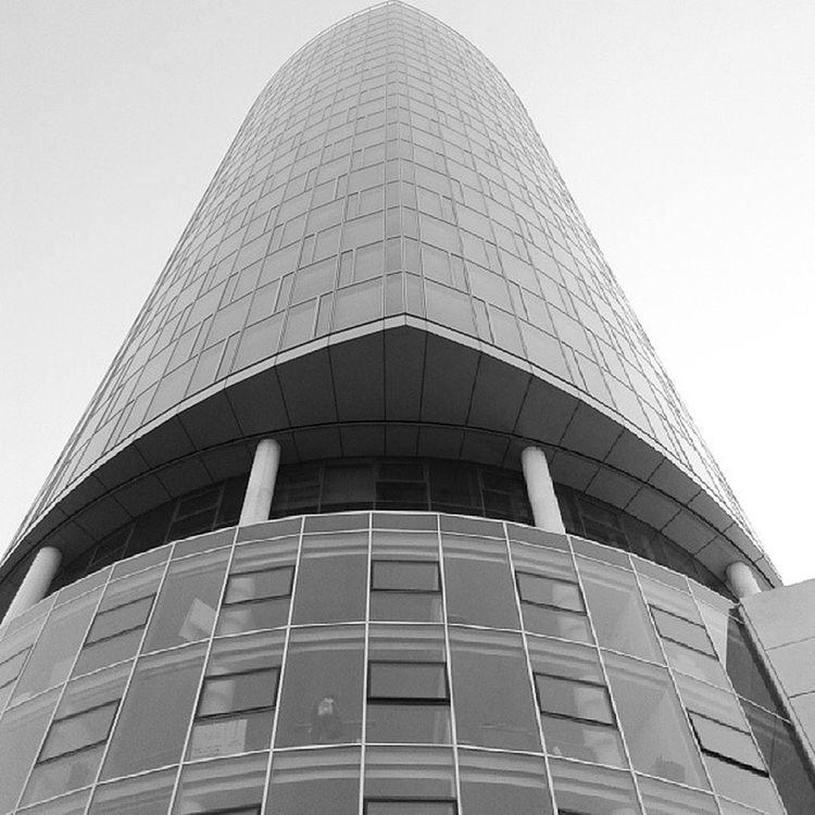 Solitario Triangle Köln Grattacielo architettura blackandwhite