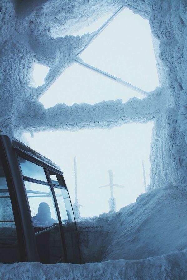 八甲田 樹氷