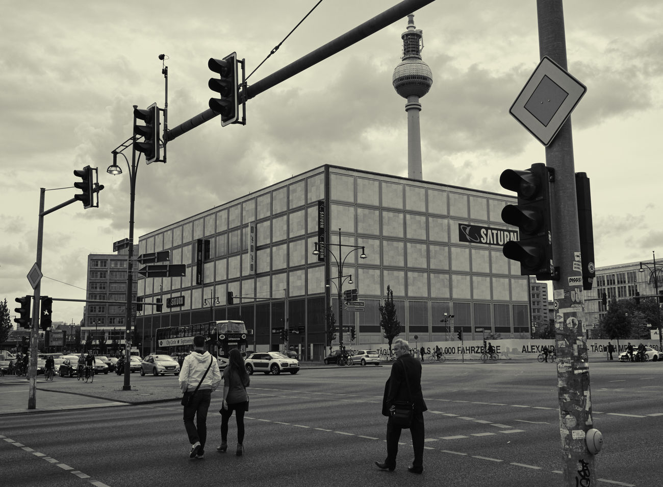 NEAR ALEXANDERPLATZ