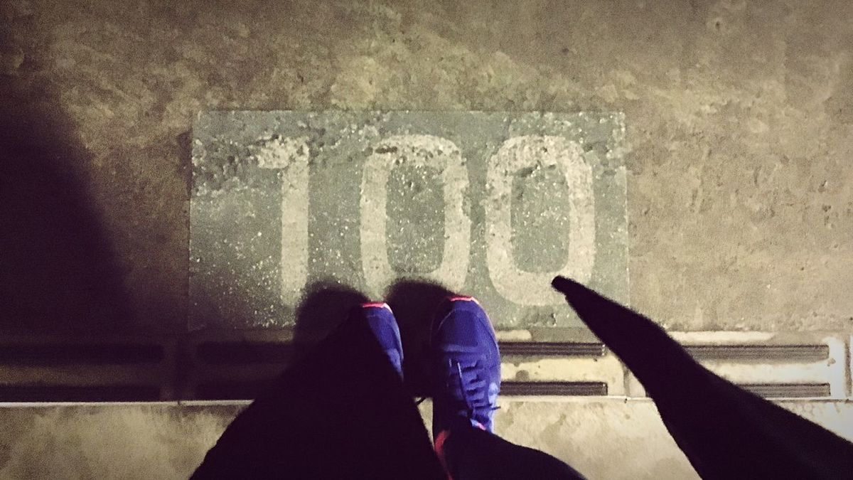 100! 土合駅 Station Japan Stairs