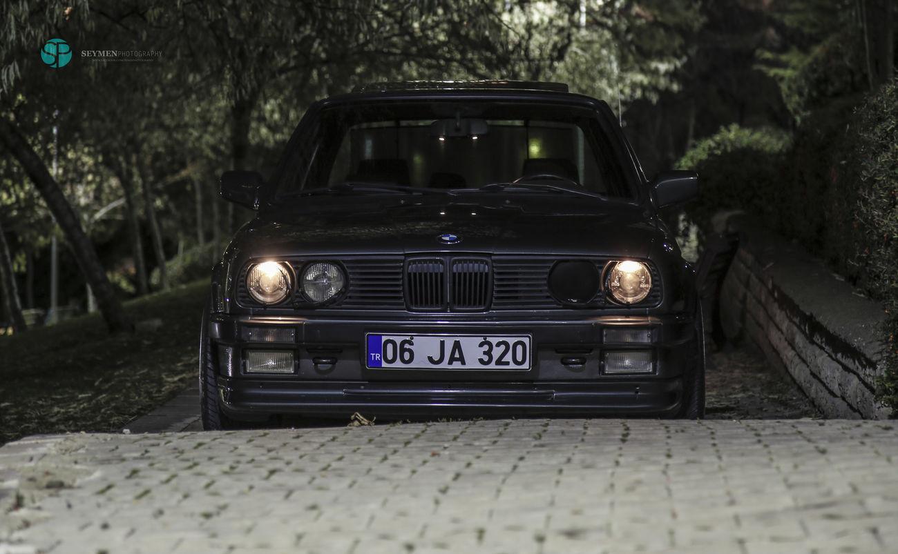 E30  Bmw Ja320 Lights