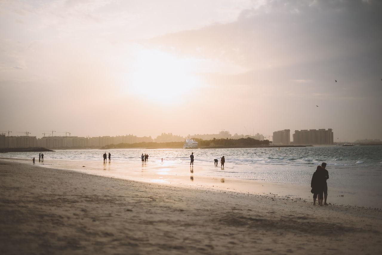 Beautiful stock photos of dubai,  Architecture,  Beach,  Beauty In Nature,  Blue