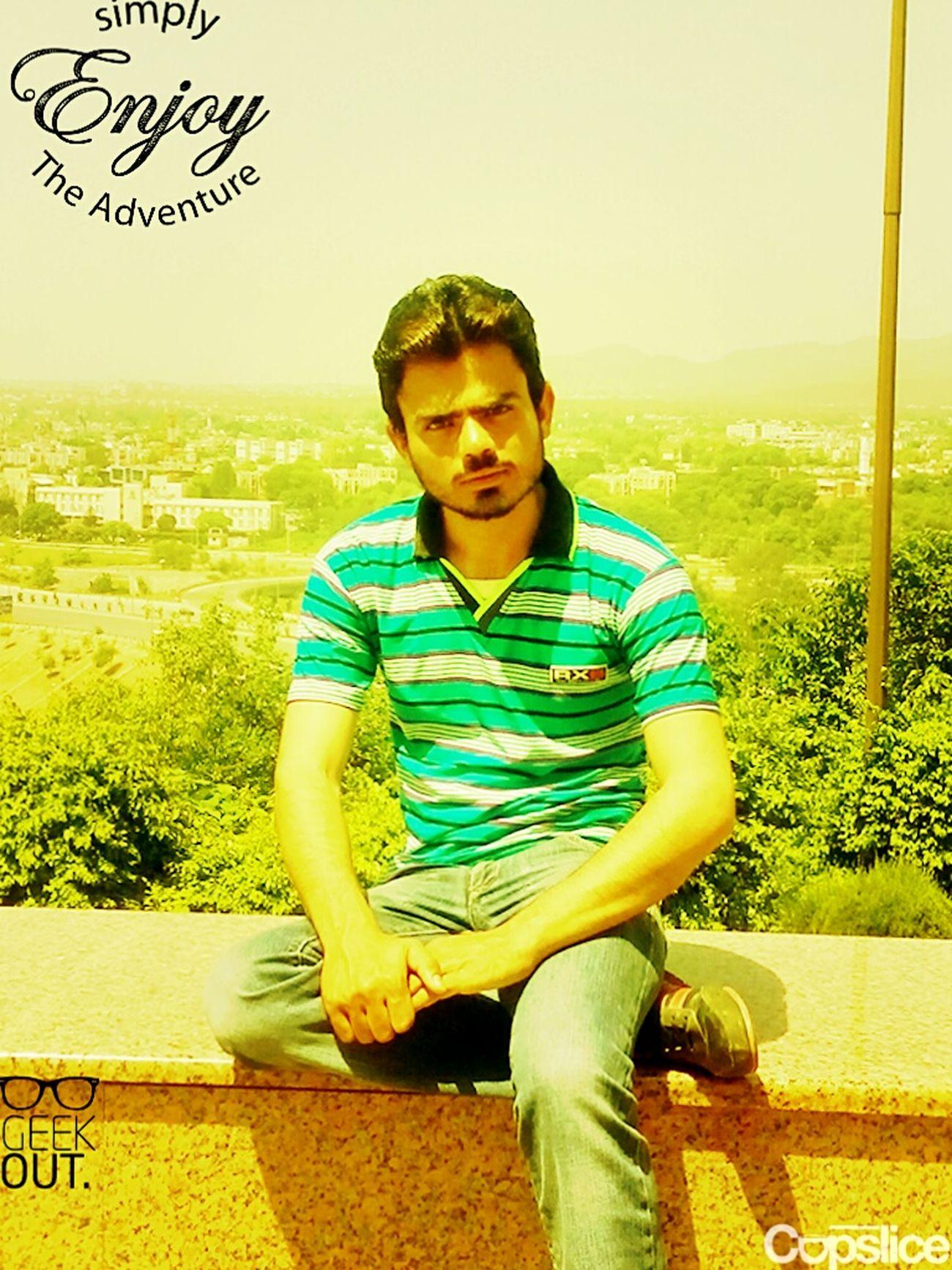 Me At ISLAMABAD