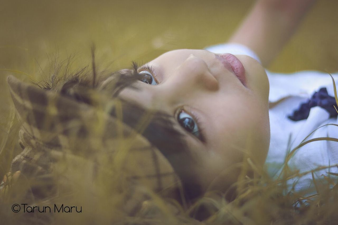 The Great Outdoors - 2017 EyeEm Awards One Person Headshot Human Body Part People Human Eye Child Close-up Lying Down Outdoors Beauty Human Face Grass Eyem EyeEm Best Shots EyeEm EyeEmNewHere Picoftheday Kid Classy Vintage Evergreen Retro Gentlemen Gentleman