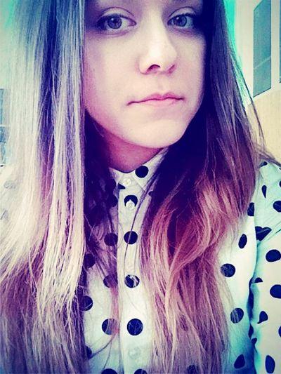 hi, I am Alina and I am very strange