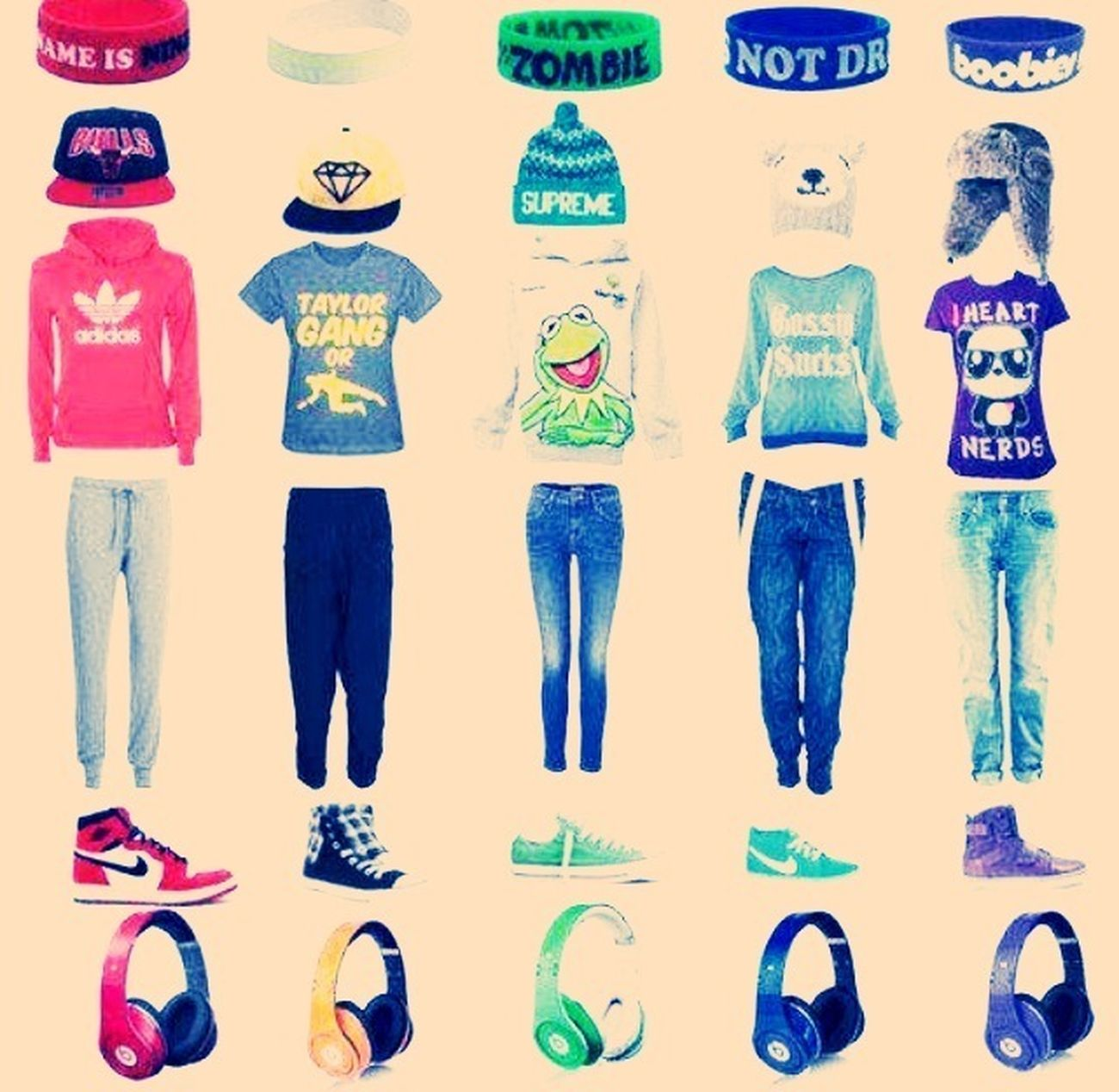 All My Outfits For This Week!!;)