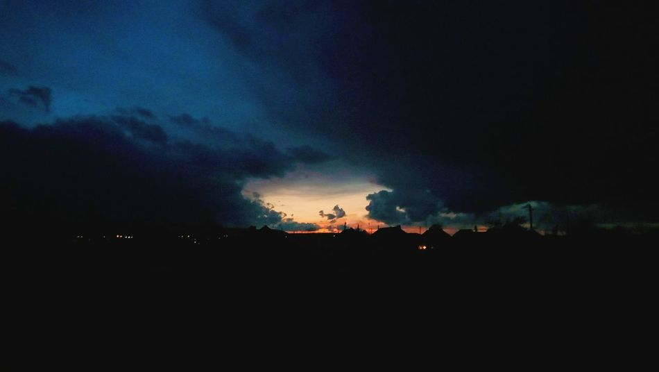 Nature Sky Beauty In Nature Night First Eyeem Photo