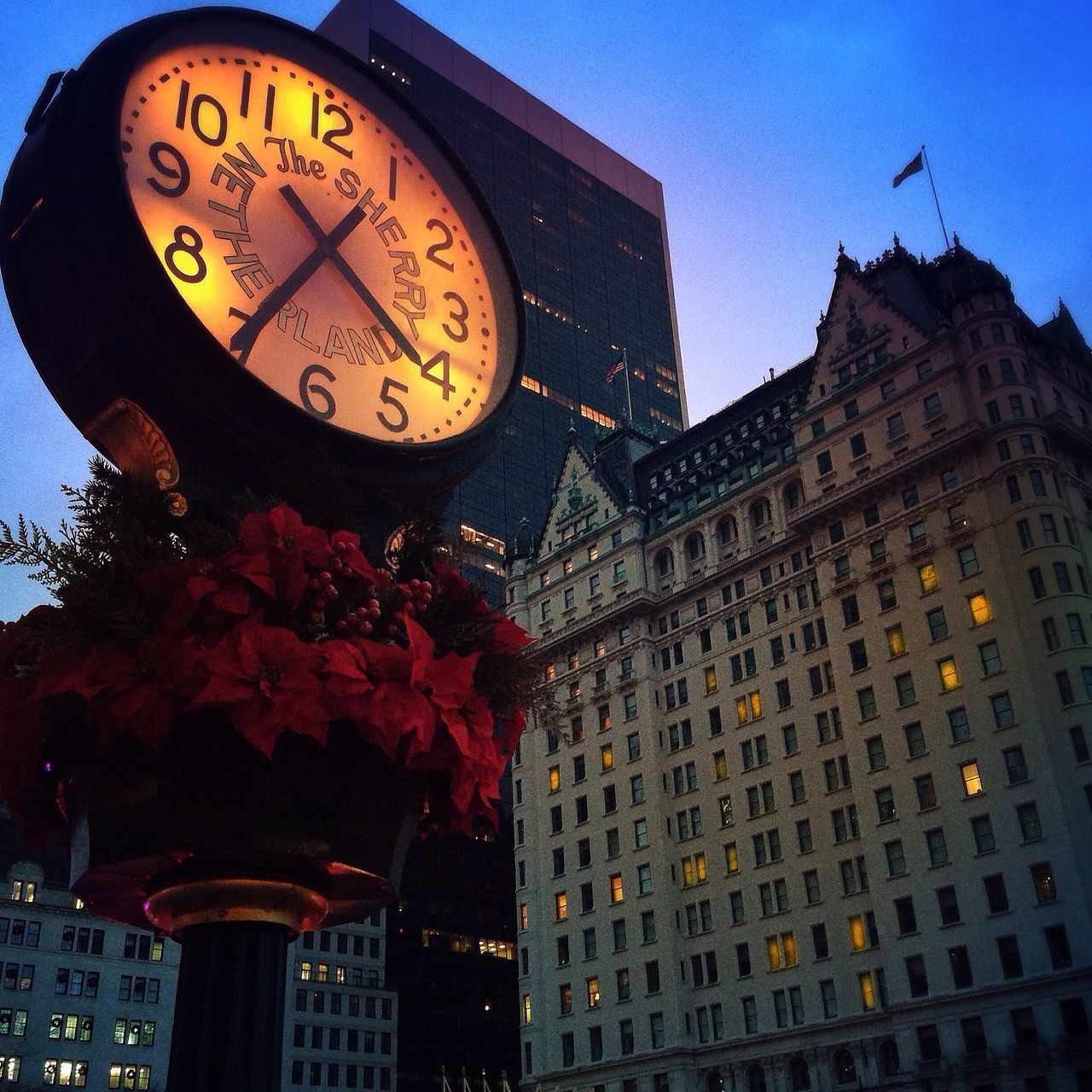 clock, time, building exterior, low angle view, architecture, no people, built structure, outdoors, city, clock tower, day, clock face, minute hand