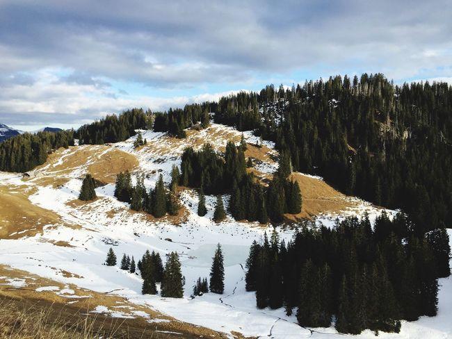 Switzerland Snow Nosnow Iceskating Lake First Eyeem Photo