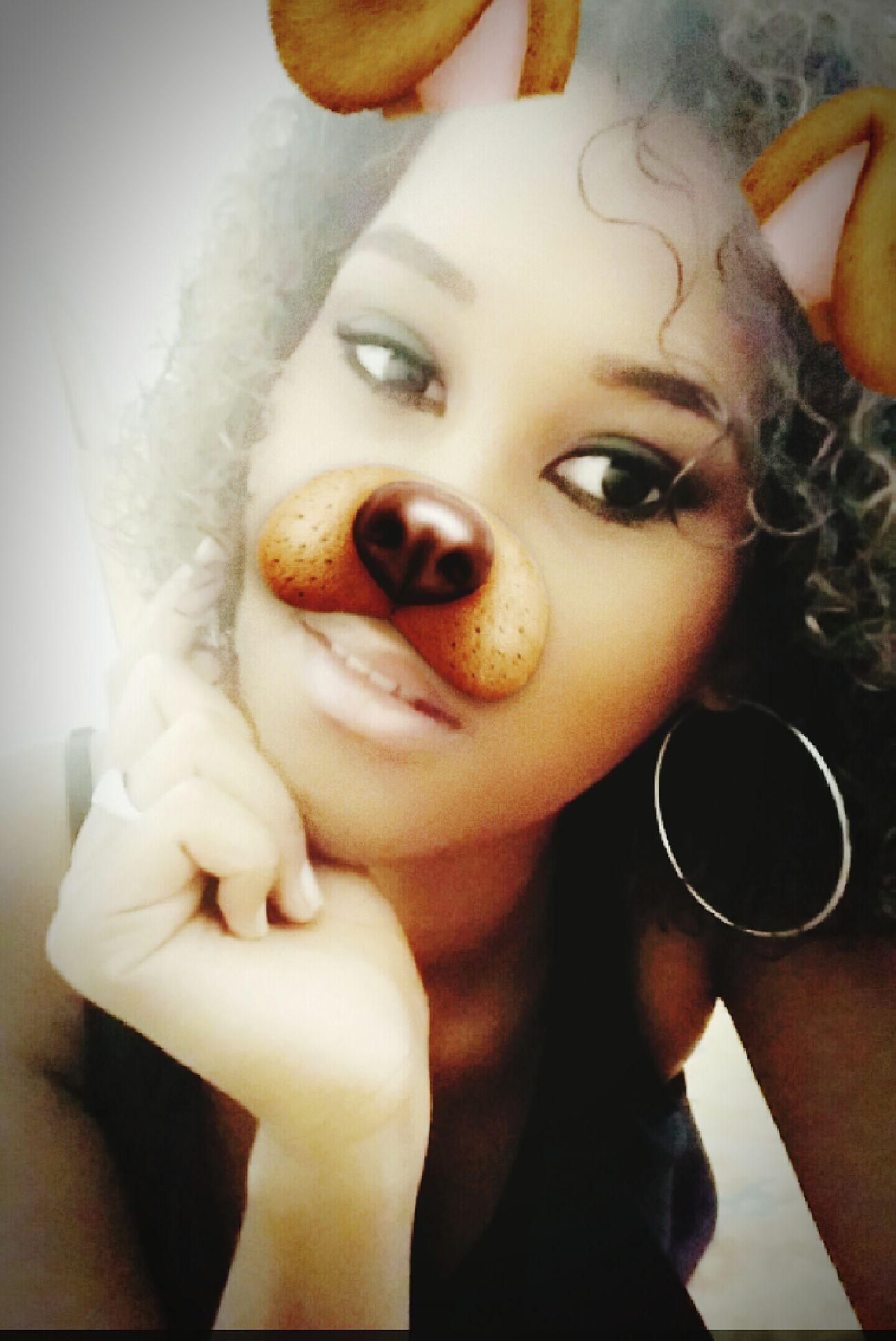 Relaxing Happy Beauty Curly Hair Enjoy ✌ Blackgirl Selfie Makeup Smokey Eyes Followme That's Me Snapchat Selfie ✌ Blackandwhite