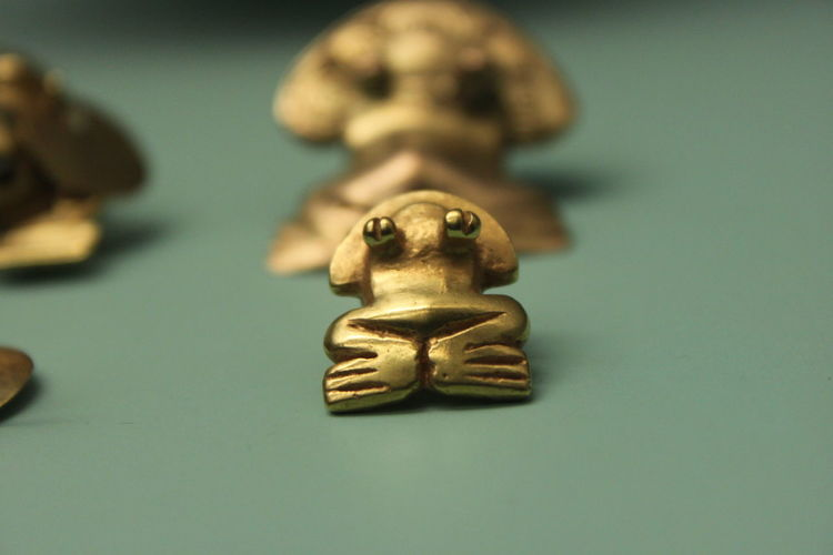 Ancient Civilization Ancient Ornate Art Close-up Focus On Foreground Gold Figures Gold Frog No People Ornate Still Life 43 Golden Moments