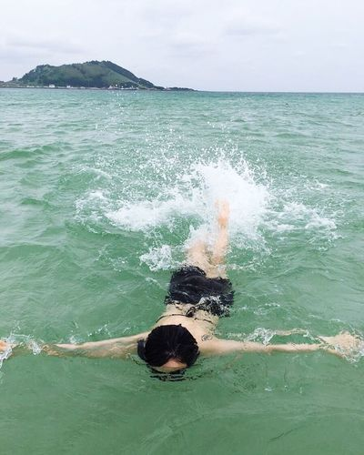 Daily Life Summer JEJU ISLAND  Love♥ Black Sea